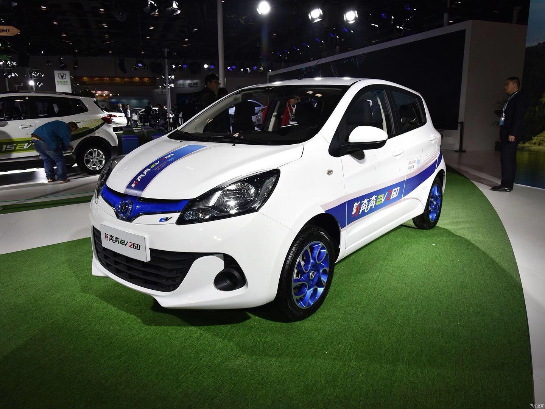 新能源汽车长安奔奔