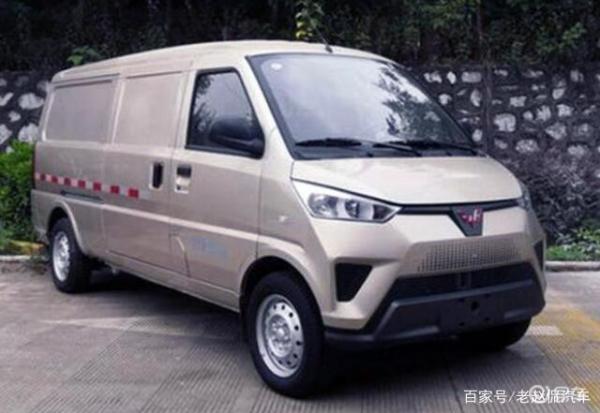 五菱G100电动面包车