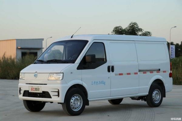 惠州全新瑞驰新能源EC35Ⅲ首度亮相公众