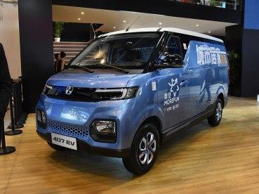 北汽新能源 北汽威旺407EV 2018款 基本型